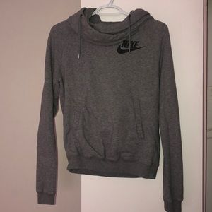 Nike women's cowl neck sweater